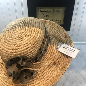 NORMA JEAN'S (NWT) HABERDASHERY Hat